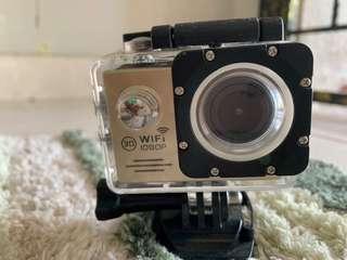 SJ7000 Action Camera 2-inch LCDWaterproof Sport Camera