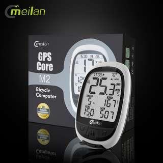 (GPS Bike Computer) Meilan M2 ANT+ GPS Bike/Bicycle Computer for Bicycle/Scooter
