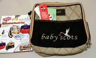 Tas Bayi Baby Scots Mini - Kecil