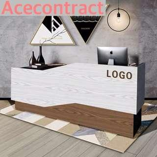 Receptionist Counter Office Table