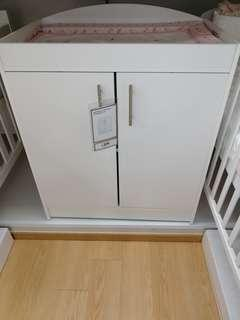Brand new Mothercare 2 door cupboard
