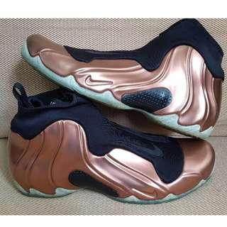 "AIR FLIGHTPOSITE 2014 PRM ""COPPER"" Men's Basketball Shoes US11.5, UK10.5"