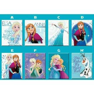 Frozen Anna Elsa Ref Magnet Collectible Souvenir Giveaway