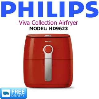 PHILIPS - Viva Collection Airfryer, HD9623