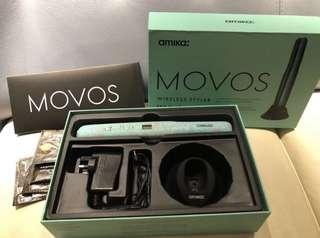 amika MOVOS II Neon 無線 電髮夾 夾頭髮 旅行一流
