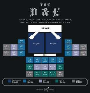 HELP TO PURCHASE SUPER JUNIOR D&E CONCERT TICKETS
