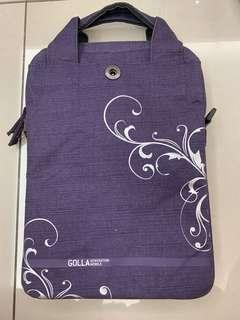 Never been used before GOLLA 10 inch laptop padded bag