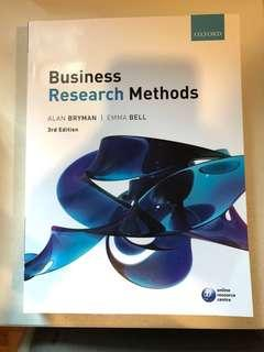 🚚 Business Research Methods