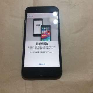 iPhone 7 霧黑 128G (玫瑰金/曜石黑/32/64/256)