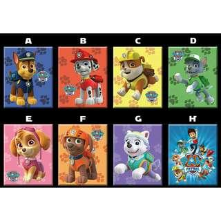 Paw Patrol Poster Ref Magnet Collectible Souvenir Giveaway