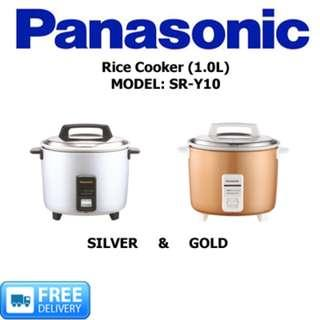 🚚 PANASONIC RICE COOKER SR-Y10G