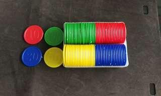 🚚 Mahjong chips
