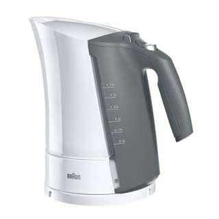 BRAUN - Multiquick 5 Electric Kettle, WK 500