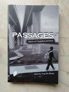 Literature 'Passages Stories of Unspoken Journeys'