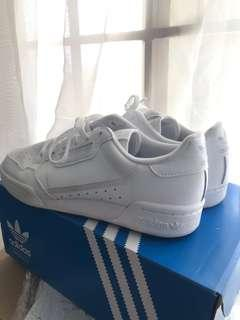 Adidas Continental 80 all white