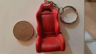 桶櫈鎖匙扣