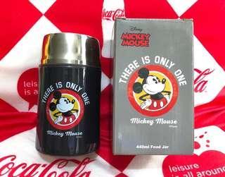 Mickey Mouse food jar 米奇保溫飯壺