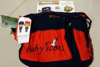 Tas Bayi Baby Scots Medium - Sedang
