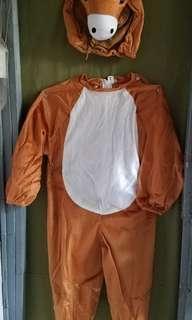 馬仔造型 Horse costume