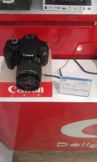 kredit super kilat kamera canon 3000d ga pakai kartu kredit