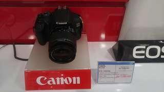 kredi proses kilat kamera canon 1500d tanpa credit card garansi resmi