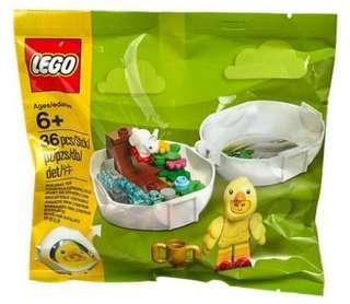 🚚 Lego Seasonal Easter Chicken Pod