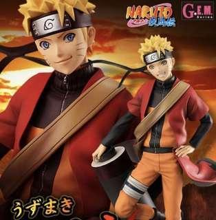 Megahouse GEM Naruto 火影忍者 鳴門 仙人模式 1款 Grandista SHF WCF 一番 Goodsmile 黏土人 佐助 小櫻 Figuarts Zero 水門 卡卡西 鳴人 博人 九尾