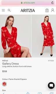ARITZIA Wilfred Gallery Dress