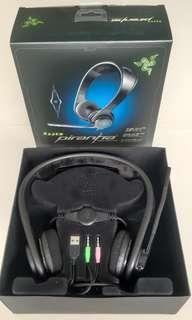 RAZER PIRANHA Gaming Communicator Head Set