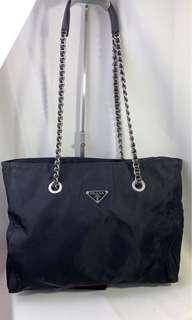 Prada Tote Bag Handbag 手袋