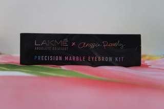 Lakme Precious Marble Eyebrow Gray