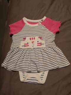 Mothercare Baby Girl Romper