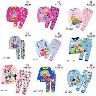Kids PJ sets