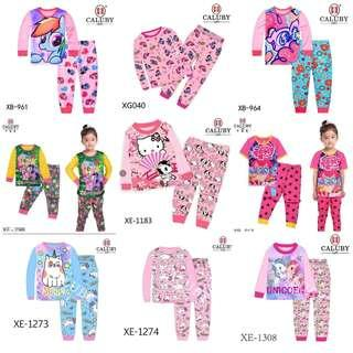 Kids sleepwear