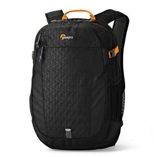 Lowepro Ridgeline BP 250 AW Black with Orange Lining