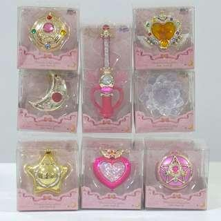 🚚 Sailor Moon Miniaturely Tablet - Series 3, 4 & 7 - 20th Anniversary Version Toy Collectibles