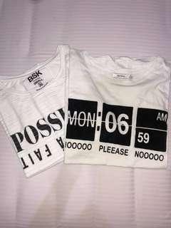 Tshirt aesthetic💘