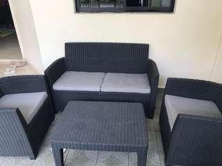 🚚 Outdoor furniture
