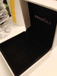 Pandora 3-Rings Jewelry Box