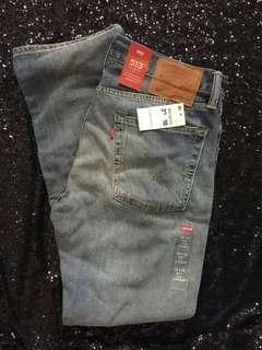 Levi's 513 Slim Straight Men's Jeans Original