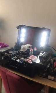 Beauty case LED fulllset