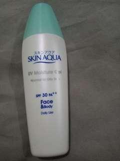 #maugopay Skin Aqua UV Moisture Gel