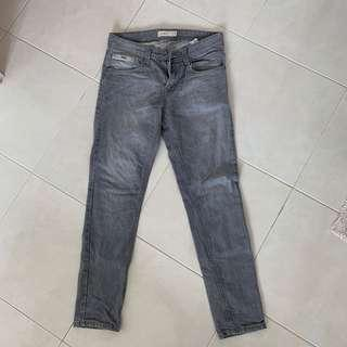 Diesel Jeans Washed Grey stone