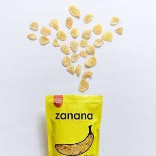 Zanana Chips - Smoked Beef Flavour Banana Chips (180g)