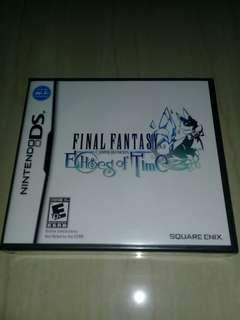 DS FF echoes in time