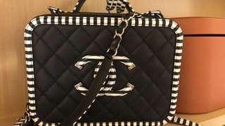 Chanel vanity case medium