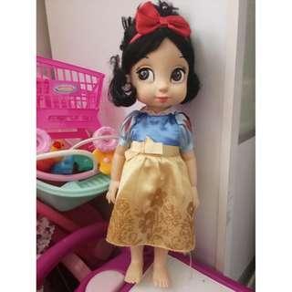 Disney animator snow white