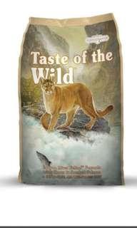 INSTOCK☆ TASTE OF THE WILD (Canyon River) 7KG