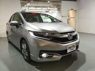 Honda Shuttle Hybrid 1.5