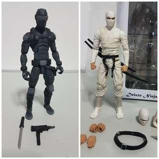 Marvel Legends Storm Shadow Snake Eyes